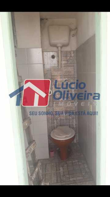 12 banheiro terraço. - Casa de Vila 3 quartos à venda Quintino Bocaiúva, Rio de Janeiro - R$ 185.000 - VPCV30019 - 13