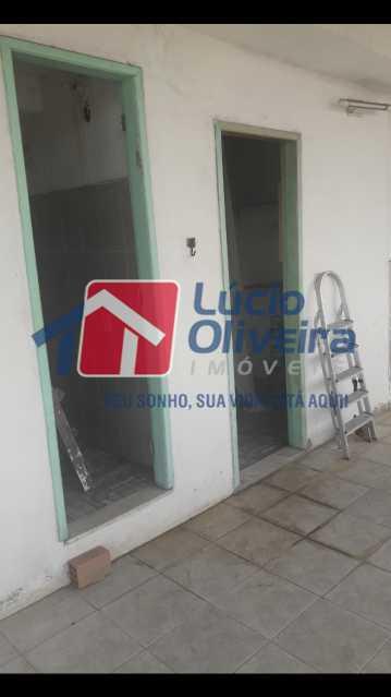 15 terraço. - Casa de Vila 3 quartos à venda Quintino Bocaiúva, Rio de Janeiro - R$ 185.000 - VPCV30019 - 16