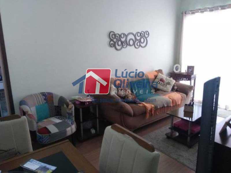 1 sala. - Apartamento Todos os Santos, Rio de Janeiro, RJ À Venda, 2 Quartos, 65m² - VPAP21402 - 1