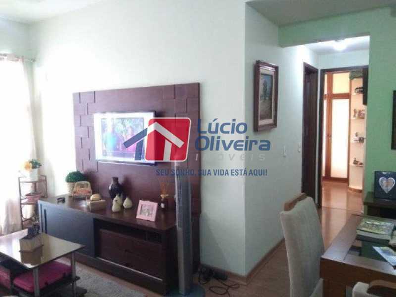 2 sala. - Apartamento Todos os Santos, Rio de Janeiro, RJ À Venda, 2 Quartos, 65m² - VPAP21402 - 3