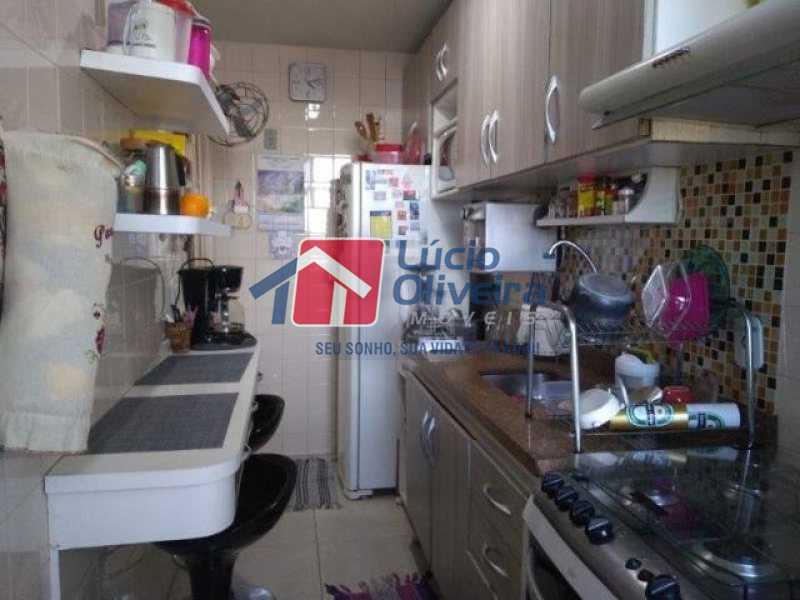 11 cozinha. - Apartamento Todos os Santos, Rio de Janeiro, RJ À Venda, 2 Quartos, 65m² - VPAP21402 - 12
