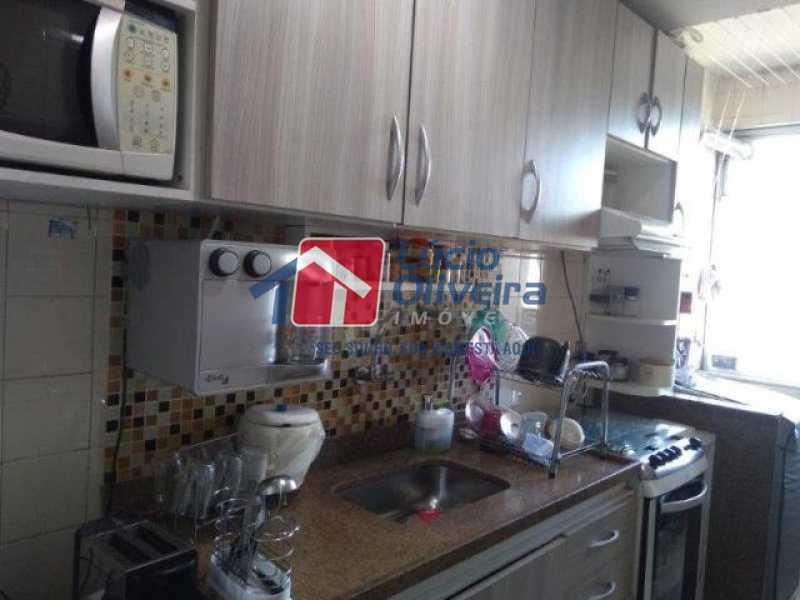 12 cozinha. - Apartamento Todos os Santos, Rio de Janeiro, RJ À Venda, 2 Quartos, 65m² - VPAP21402 - 13