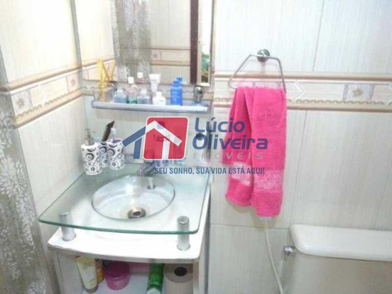 13 banheiro. - Apartamento Todos os Santos, Rio de Janeiro, RJ À Venda, 2 Quartos, 65m² - VPAP21402 - 14