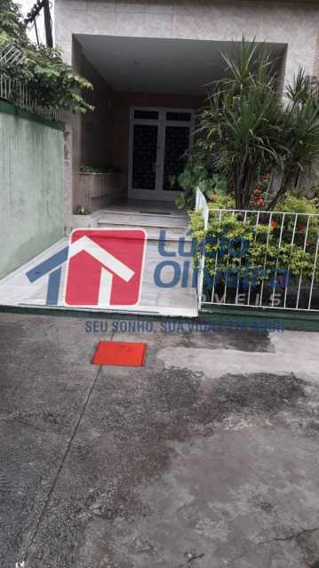 02- Entrada do Prédio - Apartamento Rua do Cajá,Penha, Rio de Janeiro, RJ À Venda, 2 Quartos, 71m² - VPAP21406 - 3