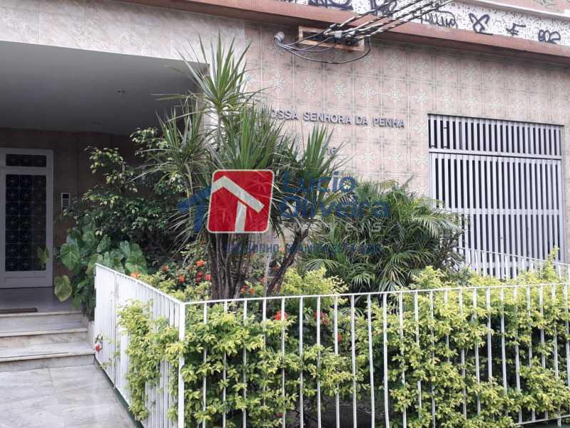 04- Jardim - Apartamento Rua do Cajá,Penha, Rio de Janeiro, RJ À Venda, 2 Quartos, 71m² - VPAP21406 - 5