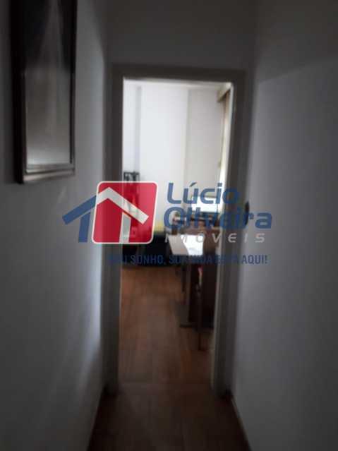 06 - Circulação - Apartamento à venda Rua do Cajá,Penha, Rio de Janeiro - R$ 220.000 - VPAP21406 - 8