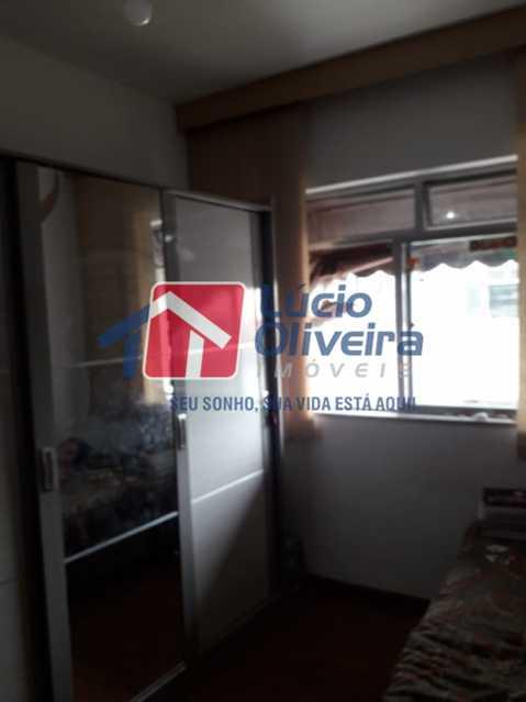 09 - Quarto S. - Apartamento à venda Rua do Cajá,Penha, Rio de Janeiro - R$ 220.000 - VPAP21406 - 11