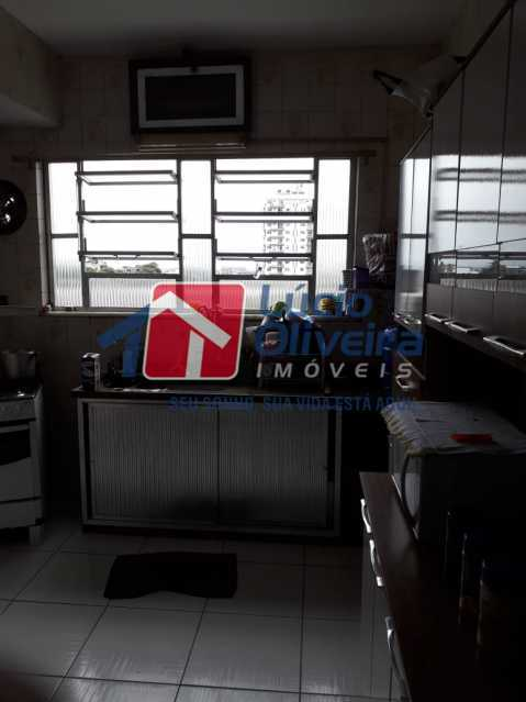10- Cozinha - Apartamento Rua do Cajá,Penha, Rio de Janeiro, RJ À Venda, 2 Quartos, 71m² - VPAP21406 - 12