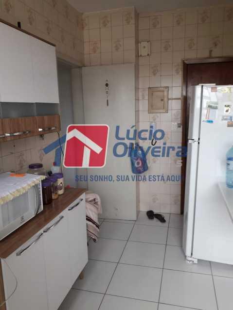 11 - Cozinha - Apartamento Rua do Cajá,Penha, Rio de Janeiro, RJ À Venda, 2 Quartos, 71m² - VPAP21406 - 13