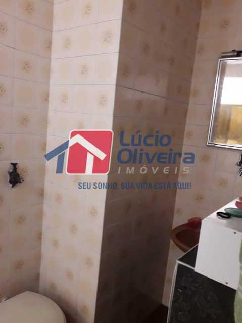 13 - BH de empregada - Apartamento Rua do Cajá,Penha, Rio de Janeiro, RJ À Venda, 2 Quartos, 71m² - VPAP21406 - 15