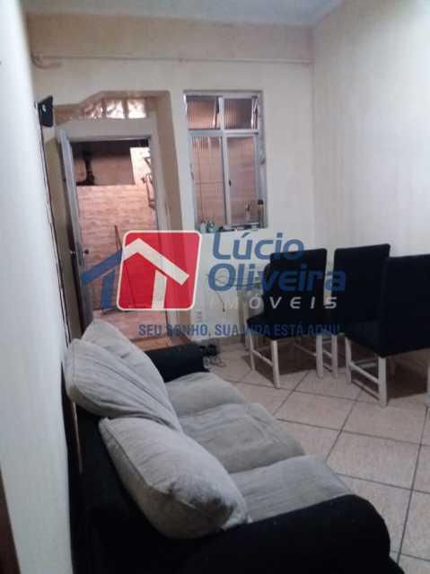 1 sala. - Casa 2 quartos à venda Braz de Pina, Rio de Janeiro - R$ 180.000 - VPCA20263 - 1