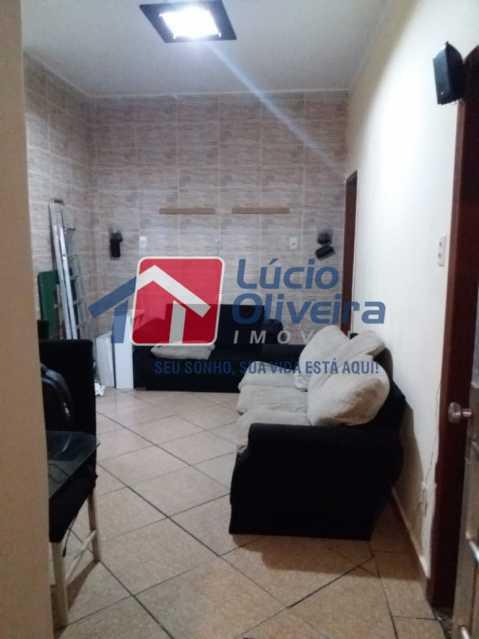 2 sala. - Casa 2 quartos à venda Braz de Pina, Rio de Janeiro - R$ 170.000 - VPCA20263 - 3
