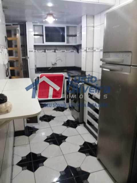 6 cozinha. - Casa 2 quartos à venda Braz de Pina, Rio de Janeiro - R$ 180.000 - VPCA20263 - 7