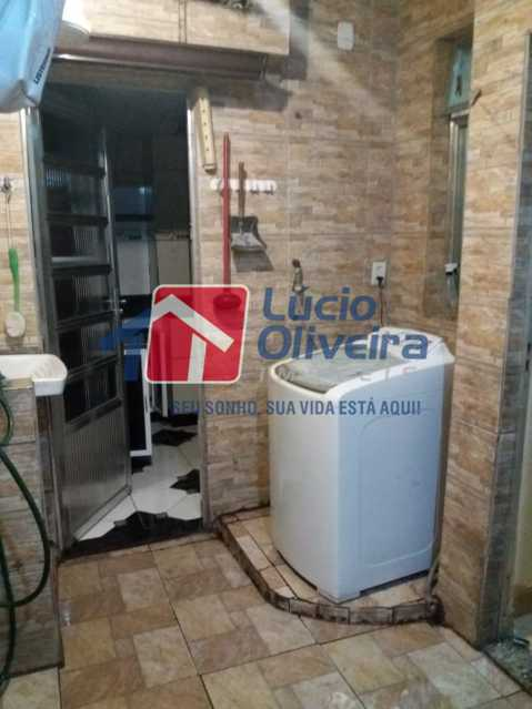 11 area. - Casa 2 quartos à venda Braz de Pina, Rio de Janeiro - R$ 180.000 - VPCA20263 - 12