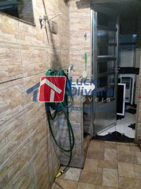 12 area. - Casa 2 quartos à venda Braz de Pina, Rio de Janeiro - R$ 180.000 - VPCA20263 - 13