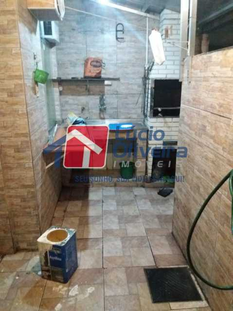 13 area. - Casa 2 quartos à venda Braz de Pina, Rio de Janeiro - R$ 180.000 - VPCA20263 - 14