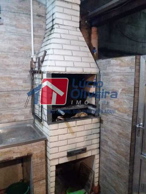 15 area  gourmet. - Casa 2 quartos à venda Braz de Pina, Rio de Janeiro - R$ 180.000 - VPCA20263 - 16