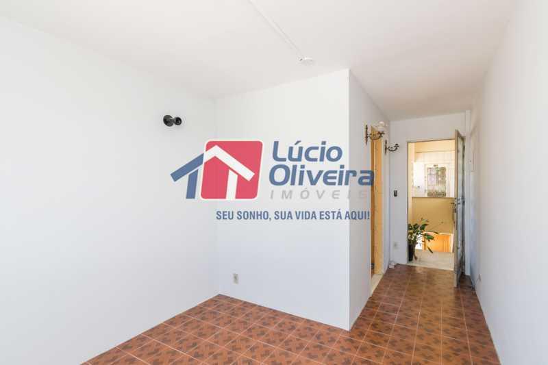 1- Sala - Apartamento à venda Rua Romero Zander,Ramos, Rio de Janeiro - R$ 175.000 - VPAP21407 - 1