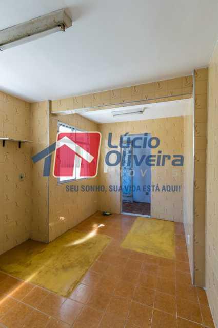 7-Cozinha e  area - Apartamento à venda Rua Romero Zander,Ramos, Rio de Janeiro - R$ 175.000 - VPAP21407 - 8