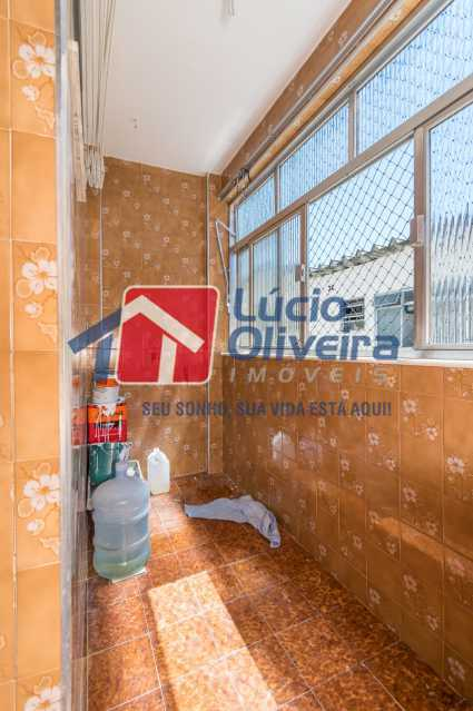10-Area - Apartamento à venda Rua Romero Zander,Ramos, Rio de Janeiro - R$ 175.000 - VPAP21407 - 11