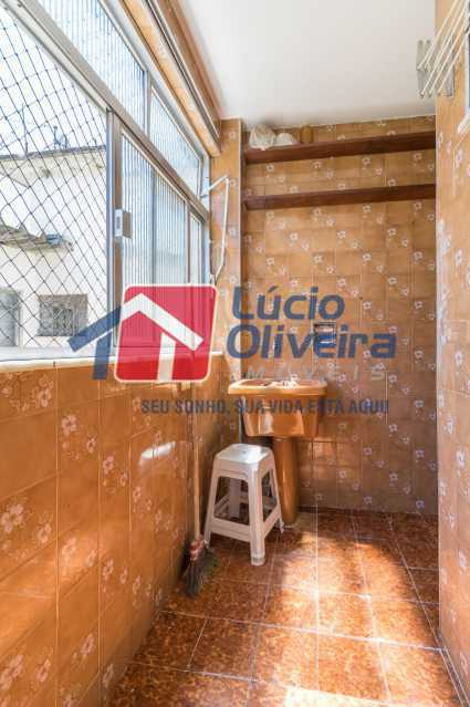11-Area de serviço - Apartamento à venda Rua Romero Zander,Ramos, Rio de Janeiro - R$ 175.000 - VPAP21407 - 12