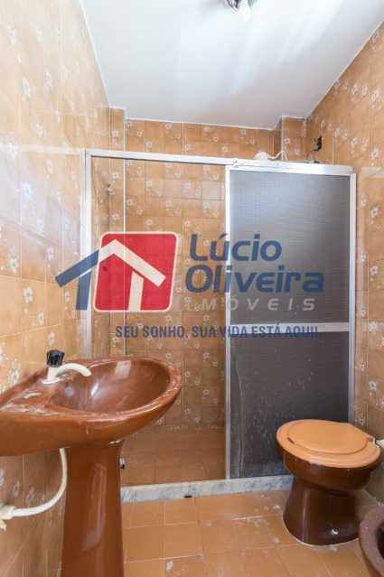 12Banheiro social - Apartamento à venda Rua Romero Zander,Ramos, Rio de Janeiro - R$ 175.000 - VPAP21407 - 13