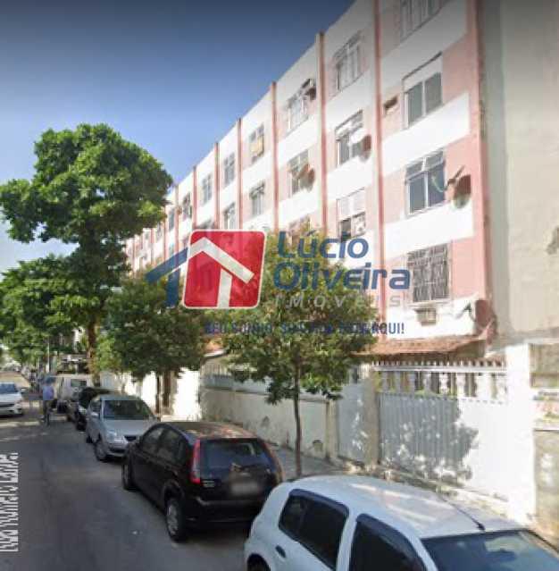 14-Vista Rua - Apartamento à venda Rua Romero Zander,Ramos, Rio de Janeiro - R$ 175.000 - VPAP21407 - 15