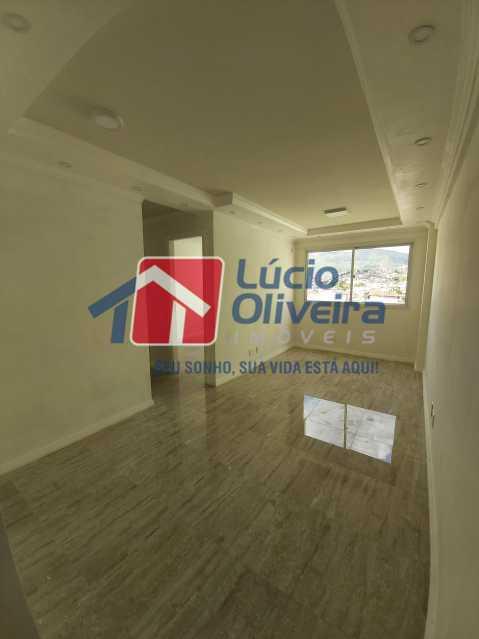 1-Sala 2 - Apartamento à venda Avenida Dom Hélder Câmara,Quintino Bocaiúva, Rio de Janeiro - R$ 299.000 - VPAP30337 - 1