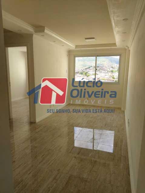 2-Sala 4 - Apartamento à venda Avenida Dom Hélder Câmara,Quintino Bocaiúva, Rio de Janeiro - R$ 299.000 - VPAP30337 - 3