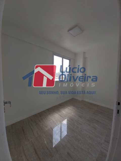 3-Quarto - Suíte 3.1 - Apartamento à venda Avenida Dom Hélder Câmara,Quintino Bocaiúva, Rio de Janeiro - R$ 299.000 - VPAP30337 - 4