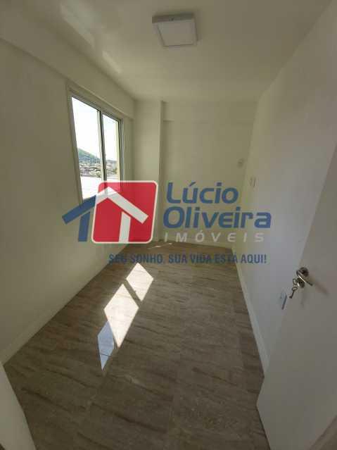 5-Quarto - Suíte 3.27 - Apartamento à venda Avenida Dom Hélder Câmara,Quintino Bocaiúva, Rio de Janeiro - R$ 299.000 - VPAP30337 - 6