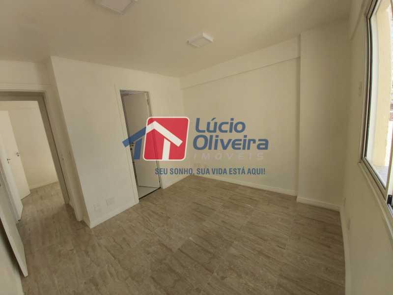 7-Quarto - Suíte 2.6 - Apartamento à venda Avenida Dom Hélder Câmara,Quintino Bocaiúva, Rio de Janeiro - R$ 299.000 - VPAP30337 - 8