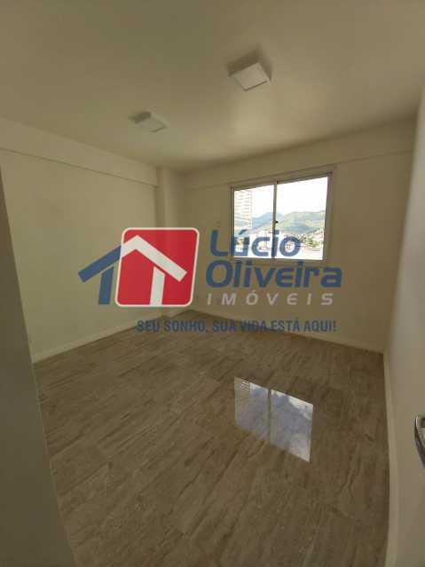 8-Quarto - Suíte 2.1 - Apartamento à venda Avenida Dom Hélder Câmara,Quintino Bocaiúva, Rio de Janeiro - R$ 299.000 - VPAP30337 - 9