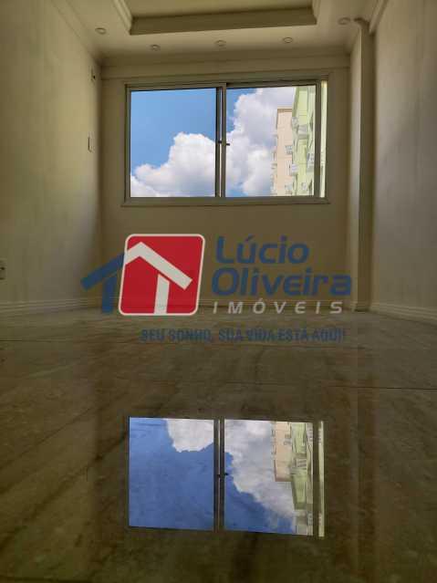 11-Detalhe piso 3 - Apartamento à venda Avenida Dom Hélder Câmara,Quintino Bocaiúva, Rio de Janeiro - R$ 299.000 - VPAP30337 - 12