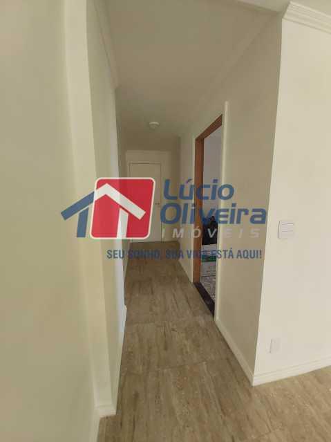 12-Entrada do apartamento.3 - Apartamento à venda Avenida Dom Hélder Câmara,Quintino Bocaiúva, Rio de Janeiro - R$ 299.000 - VPAP30337 - 13
