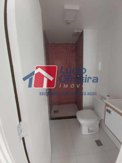 14-Banheiro social 4 - Apartamento à venda Avenida Dom Hélder Câmara,Quintino Bocaiúva, Rio de Janeiro - R$ 299.000 - VPAP30337 - 15