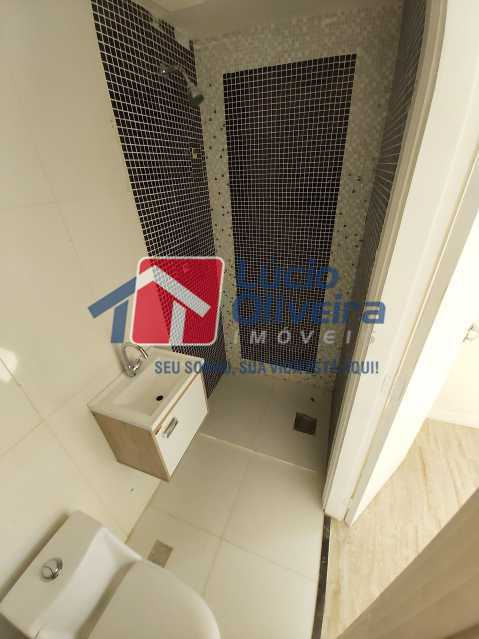 16-Quarto - Suíte 3.25 - Apartamento à venda Avenida Dom Hélder Câmara,Quintino Bocaiúva, Rio de Janeiro - R$ 299.000 - VPAP30337 - 16