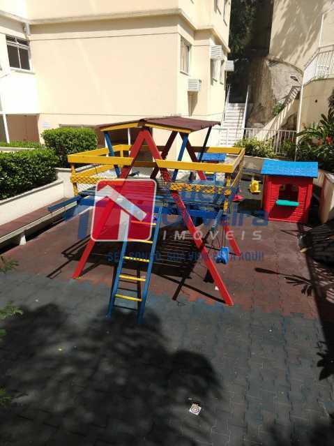18-Parquinho infantil 1.5. - Apartamento à venda Avenida Dom Hélder Câmara,Quintino Bocaiúva, Rio de Janeiro - R$ 299.000 - VPAP30337 - 18