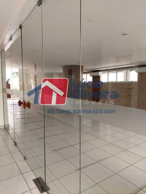 19-Salão de festas adulto3 - Apartamento à venda Avenida Dom Hélder Câmara,Quintino Bocaiúva, Rio de Janeiro - R$ 299.000 - VPAP30337 - 19