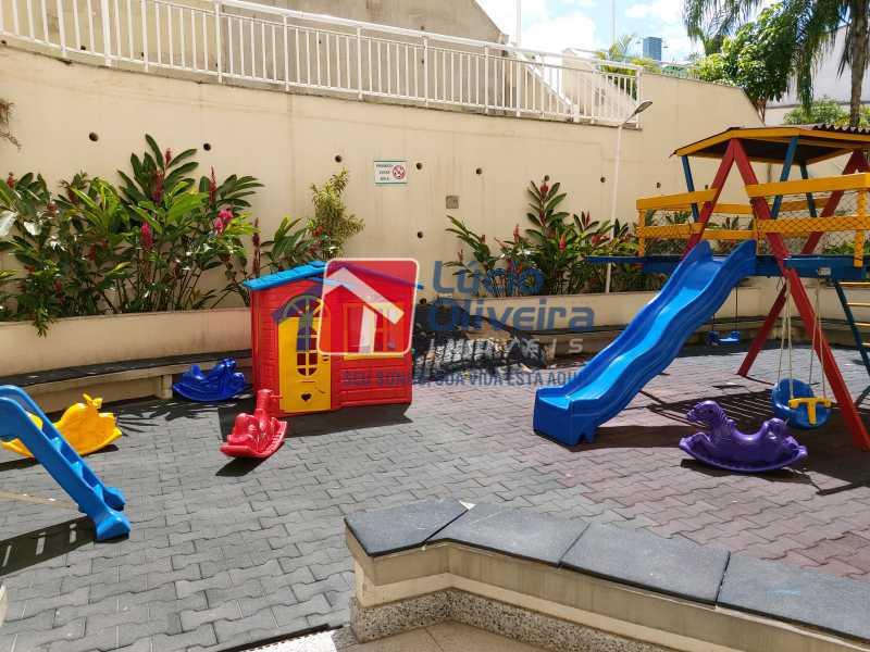 Parquinho infantil 1.1 - Apartamento à venda Avenida Dom Hélder Câmara,Quintino Bocaiúva, Rio de Janeiro - R$ 299.000 - VPAP30337 - 21
