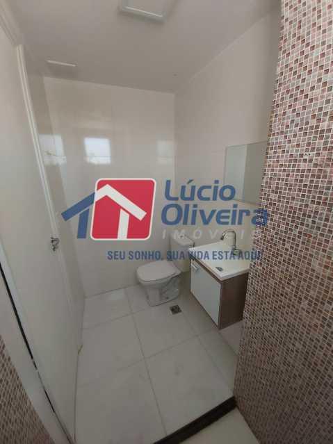 Quarto - Suíte 2.17 - Apartamento à venda Avenida Dom Hélder Câmara,Quintino Bocaiúva, Rio de Janeiro - R$ 299.000 - VPAP30337 - 23