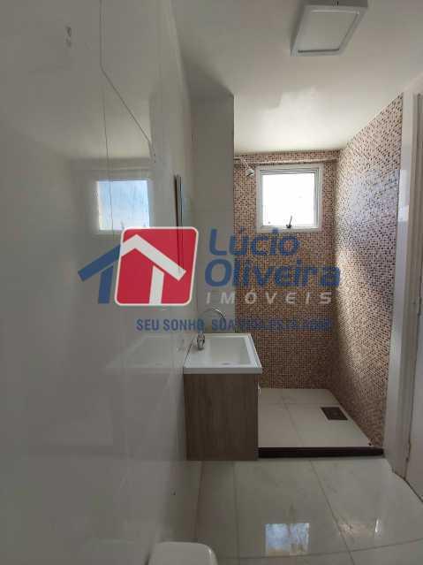 Quarto - Suíte 15-2.12 - Apartamento à venda Avenida Dom Hélder Câmara,Quintino Bocaiúva, Rio de Janeiro - R$ 299.000 - VPAP30337 - 24