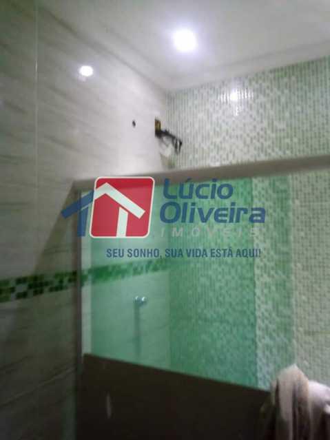 11-Banheiro Blindex - Casa Colégio, Rio de Janeiro, RJ À Venda, 1 Quarto, 50m² - VPCA10027 - 13
