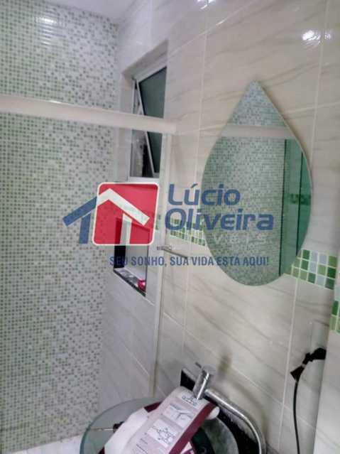 13-Banheiro decorado - Casa Colégio, Rio de Janeiro, RJ À Venda, 1 Quarto, 50m² - VPCA10027 - 15