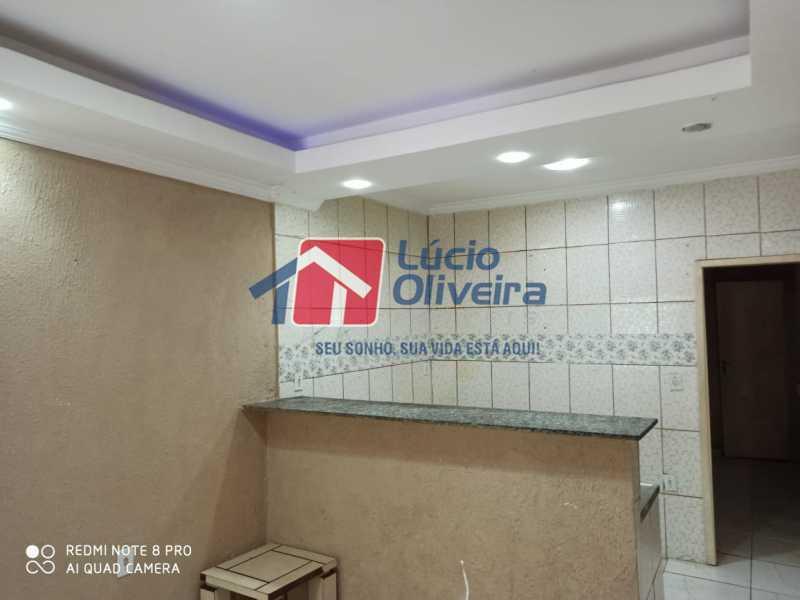 1-Sala e cozinha americana - Casa Rua Grucai,Penha, Rio de Janeiro, RJ Para Venda e Aluguel, 1 Quarto - VPCA10028 - 1
