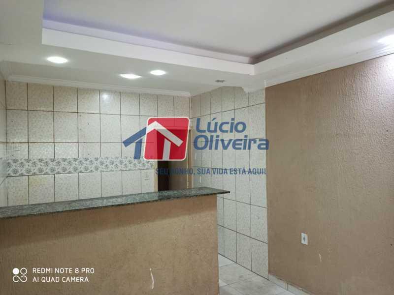2-Sala-Cozinha - Casa Rua Grucai,Penha, Rio de Janeiro, RJ Para Venda e Aluguel, 1 Quarto - VPCA10028 - 3