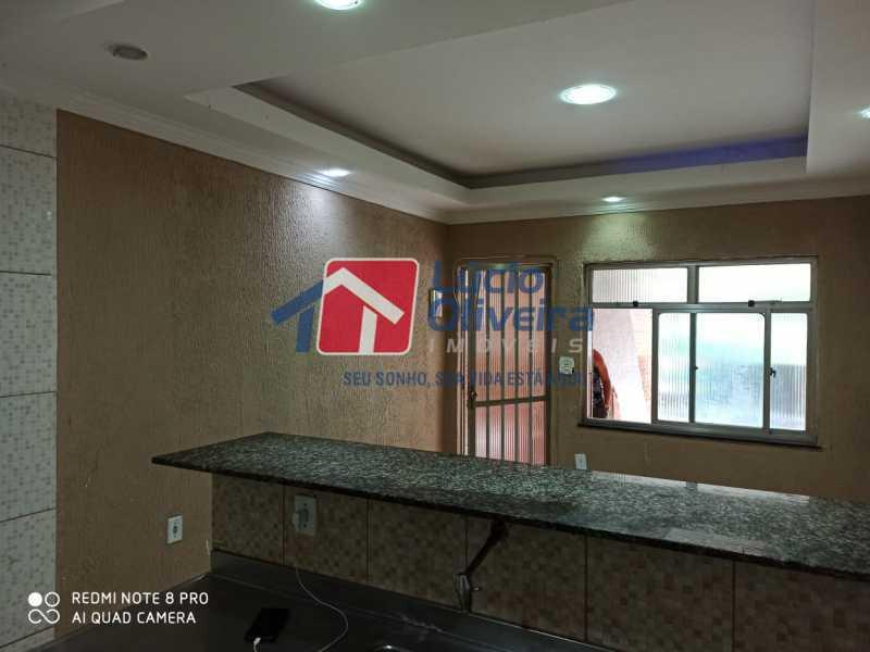 3-Sala - Casa Rua Grucai,Penha, Rio de Janeiro, RJ Para Venda e Aluguel, 1 Quarto - VPCA10028 - 4