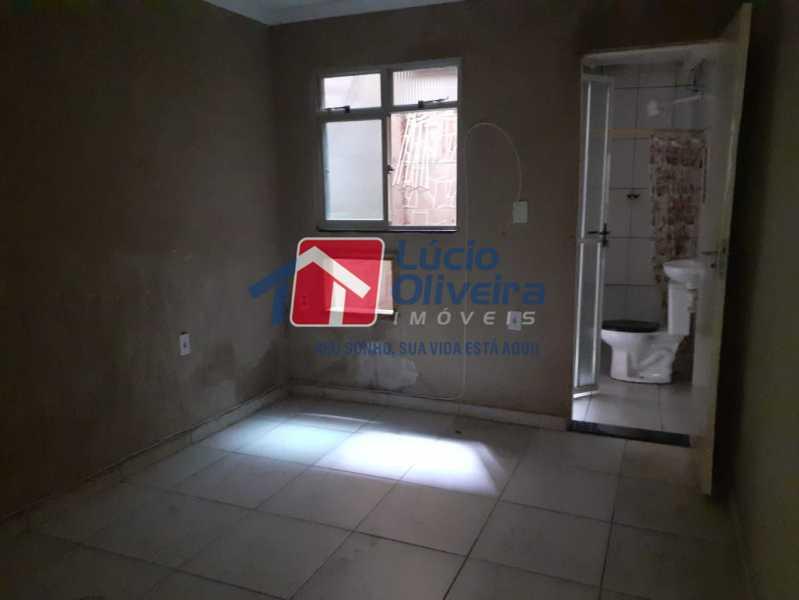 4-Quarto - Casa Rua Grucai,Penha, Rio de Janeiro, RJ Para Venda e Aluguel, 1 Quarto - VPCA10028 - 5