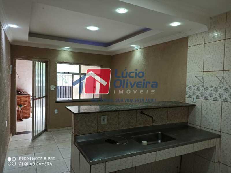 5-Cozinha Americana - Casa Rua Grucai,Penha, Rio de Janeiro, RJ Para Venda e Aluguel, 1 Quarto - VPCA10028 - 6