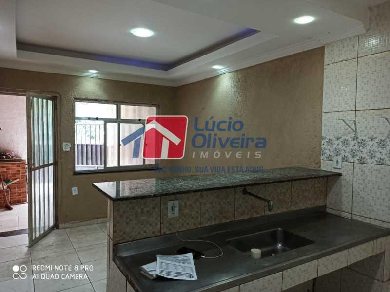 6-Cozinha.. - Casa Rua Grucai,Penha, Rio de Janeiro, RJ Para Venda e Aluguel, 1 Quarto - VPCA10028 - 7